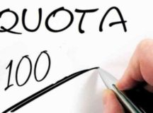 Gli scalatori di quota 100